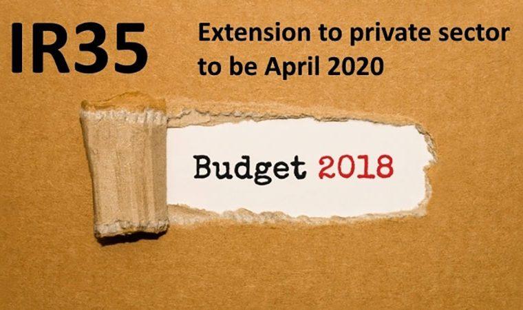 ir35 budget 2018